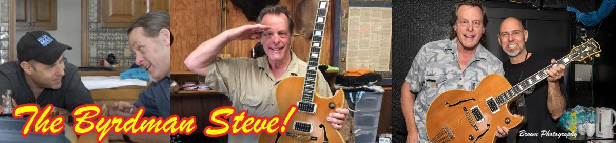 The Byrdman Steve