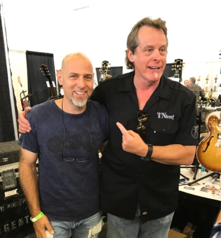 Ted Nugent With Steve Lewis Dallas Guitar Festival 2017