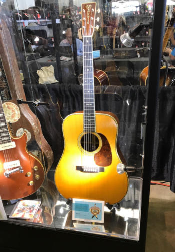 the first martin guitar