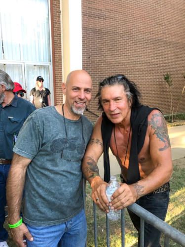 George Lynch and Steve Lewis The Dallas Guitar Festival 2017