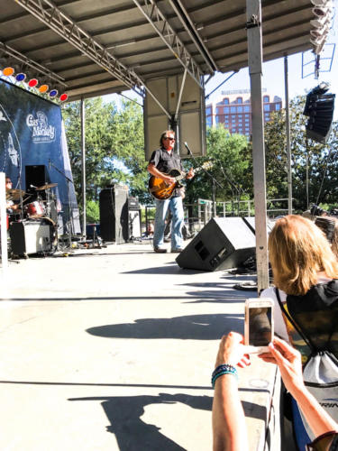 Ted Nugent takes the stage at Ted Nugent takes the stage at The Dallas Guitar Festival 2017