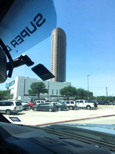 The Dallas Guitar Festival Event Center Is Connected To The Hotel