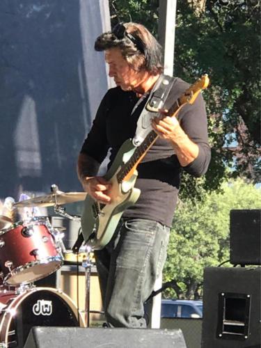 George Lynch The Dallas Guitar Festival 2017