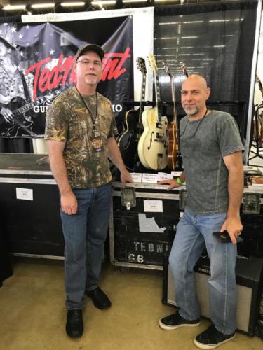 Todd Carlson with Steve Lewis Dallas Guitar Festival