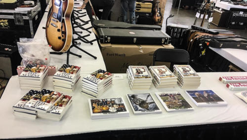 Ted Nugent books photos and stickers