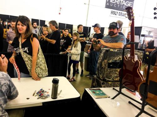 Greg Hagood photos at guitar festival