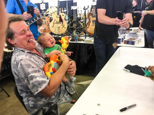 babies and Ted Nugent