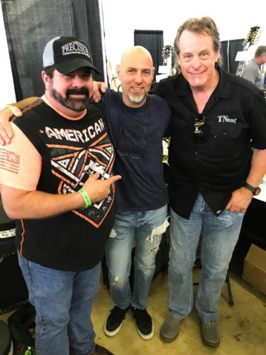 Ted Nugent with Greg Hagood