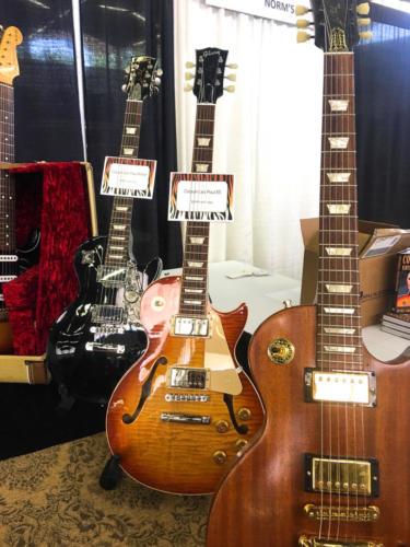 Dalls International Guitar Show 2017